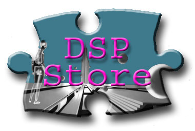 DSP Store Logo