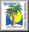 Quatec WEBSite Design Award