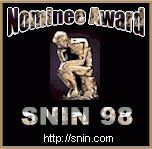 SNIN Nominee Award